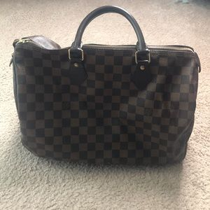 Louis Vuitton Speedy30 handbag